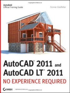 Autocad 2011 and Autocad LT 2011 No experience required